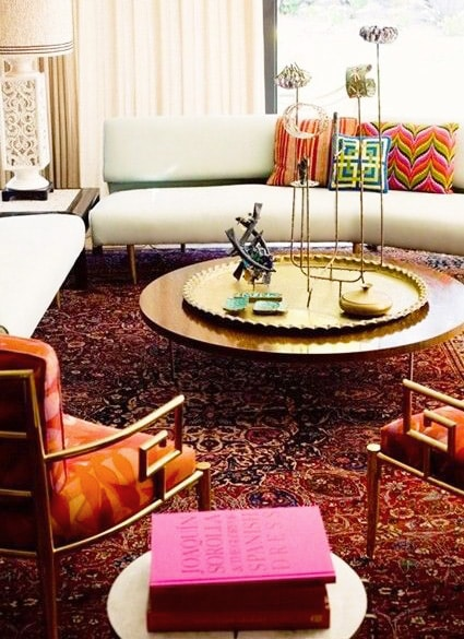 Persian Carpet Interior Design - Nazmiyal