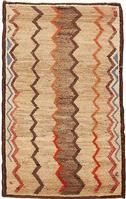 Contemporary Persian Gabbeh Rug 44572