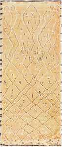 Vintage Moroccan Rug 48358 Detail/Large View