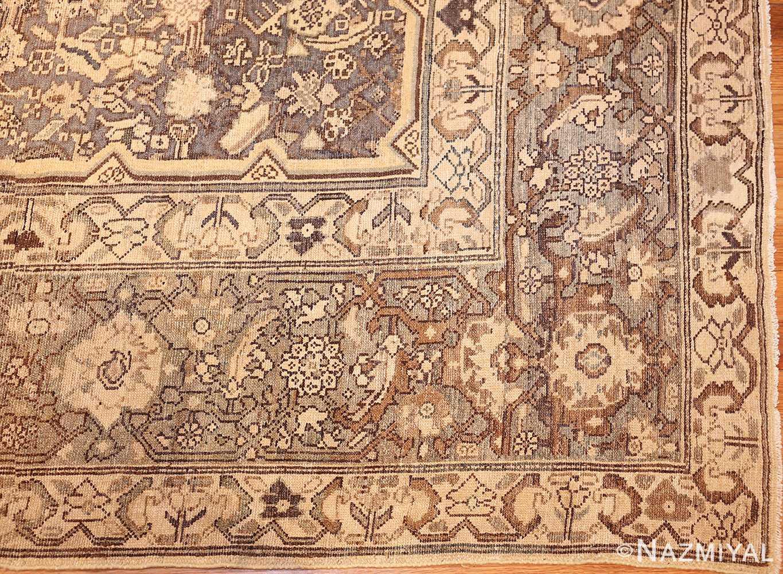 antique oversized persian malayer carpet 46139 corner Nazmiyal