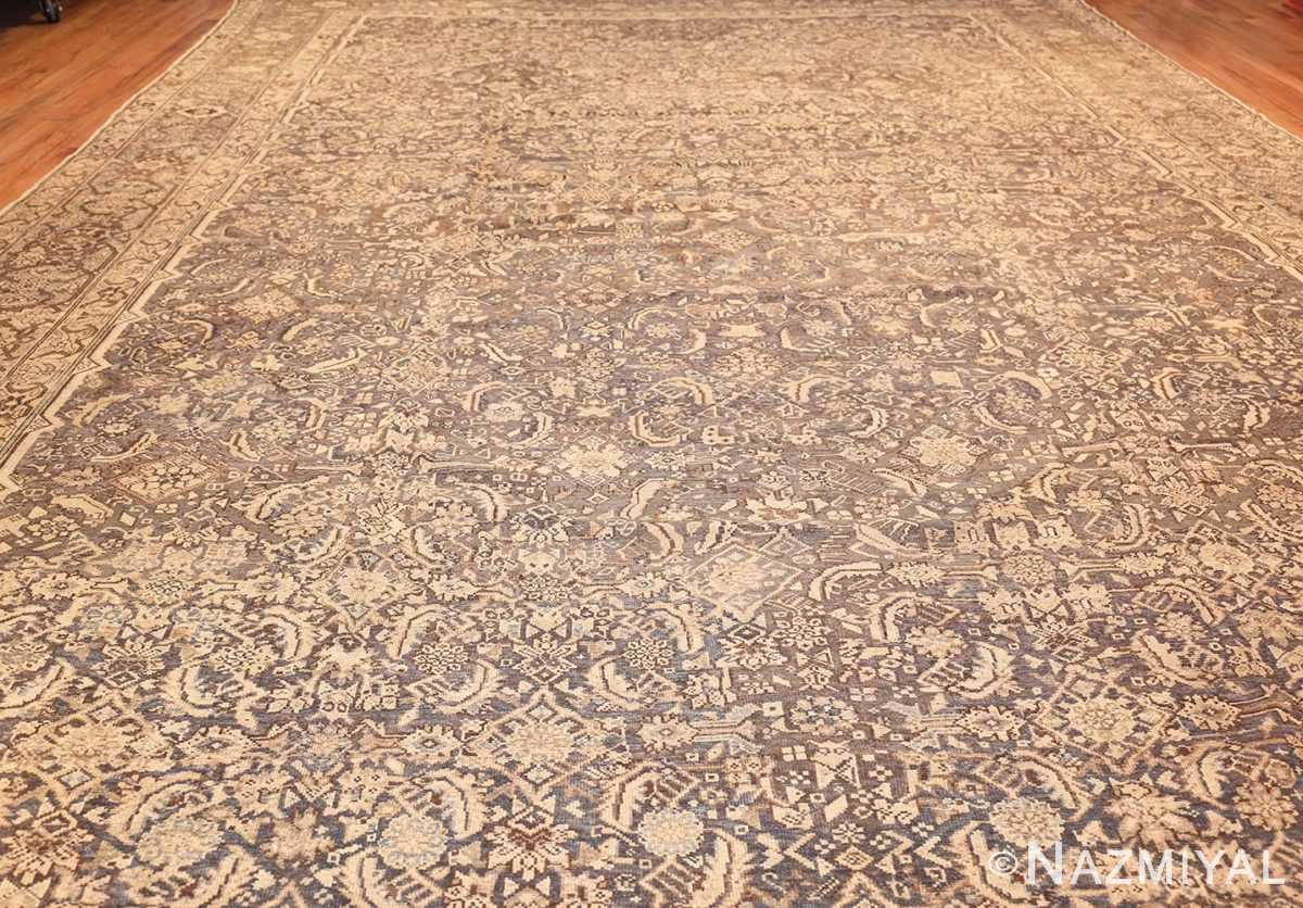 antique oversized persian malayer carpet 46139 full Nazmiyal