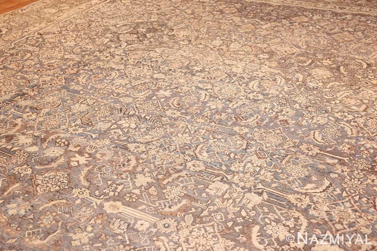 antique oversized persian malayer carpet 46139 side Nazmiyal