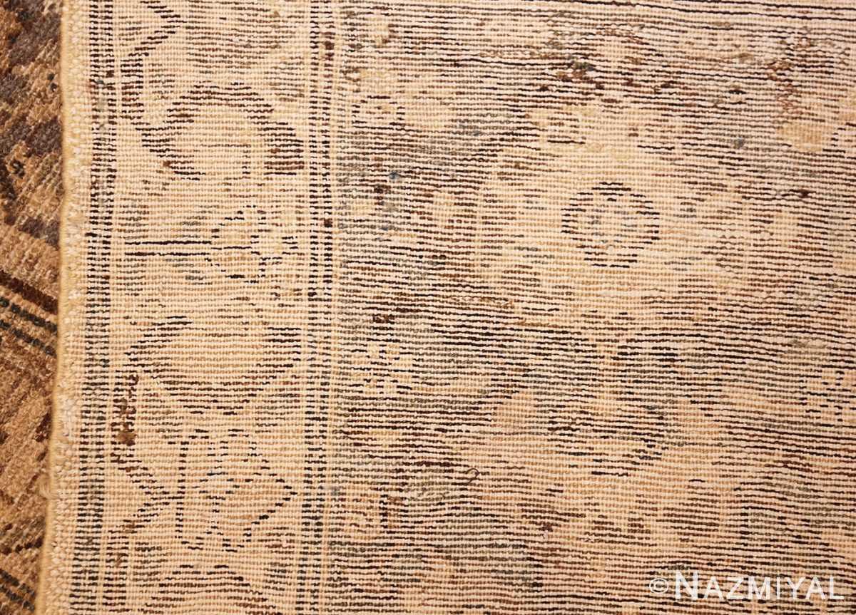 antique oversized persian malayer carpet 46139 weave Nazmiyal