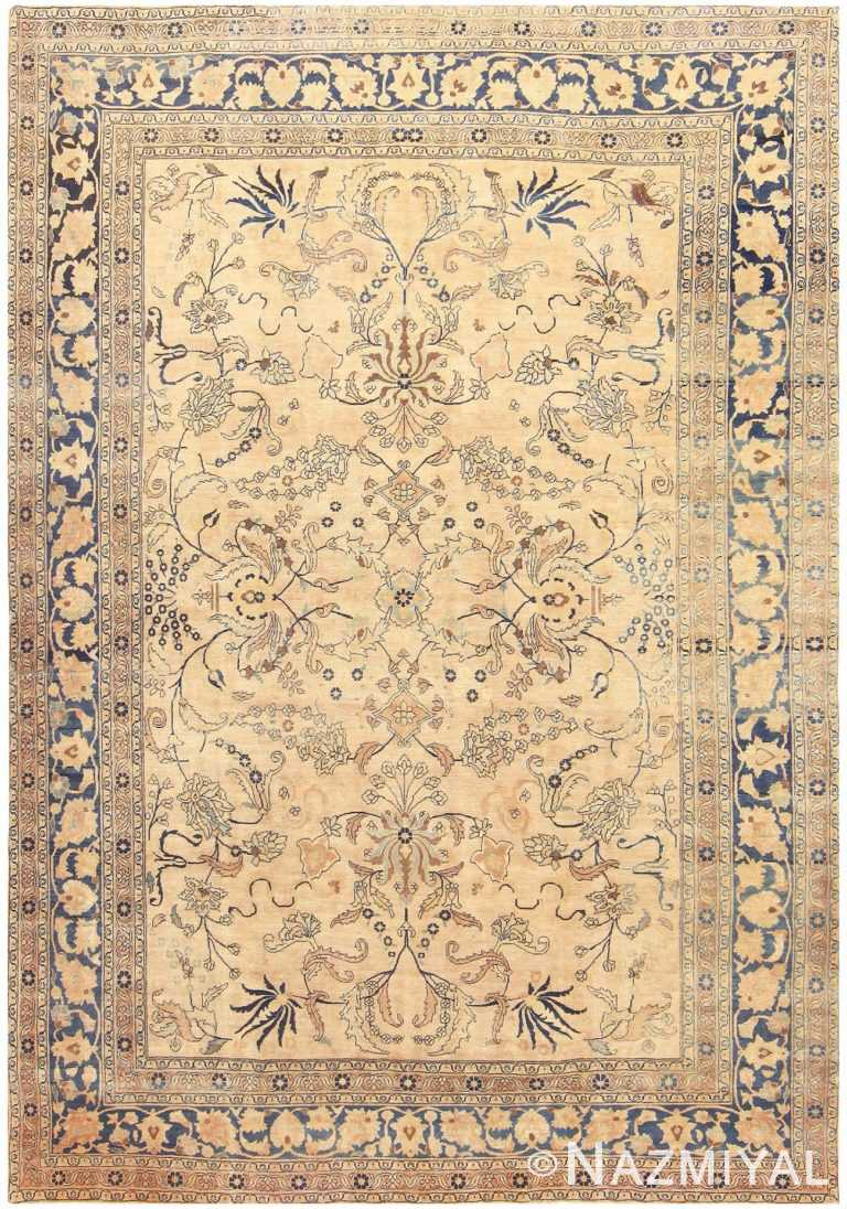 Antique Persian Khorassan Carpet 48224 Detail/Large View