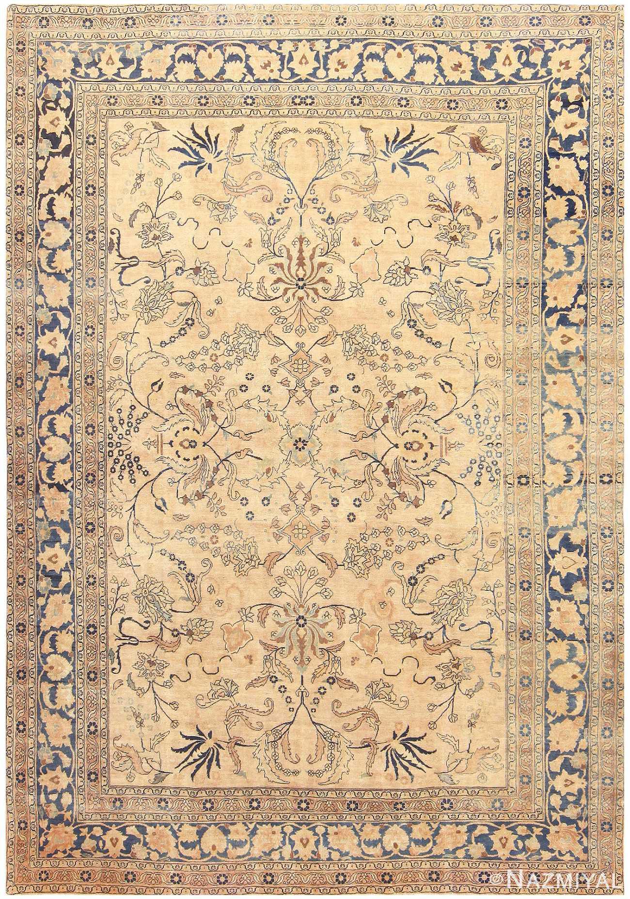 Antique Persian Khorassan Carpet 48224 Detail/Large View