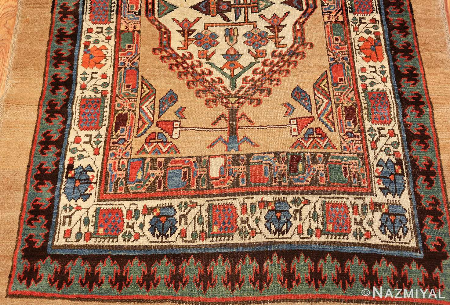 antique persian serab runner rug 48242 design Nazmiyal