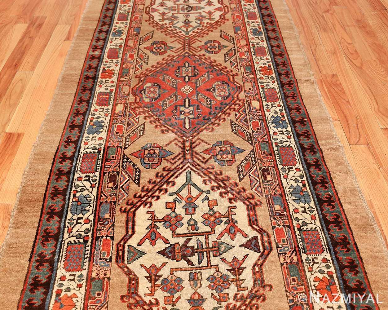 antique persian serab runner rug 48242 field Nazmiyal