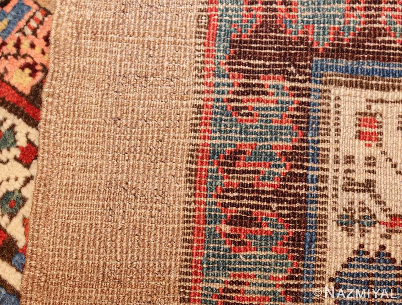 antique persian serab runner rug 48242 weave Nazmiyal