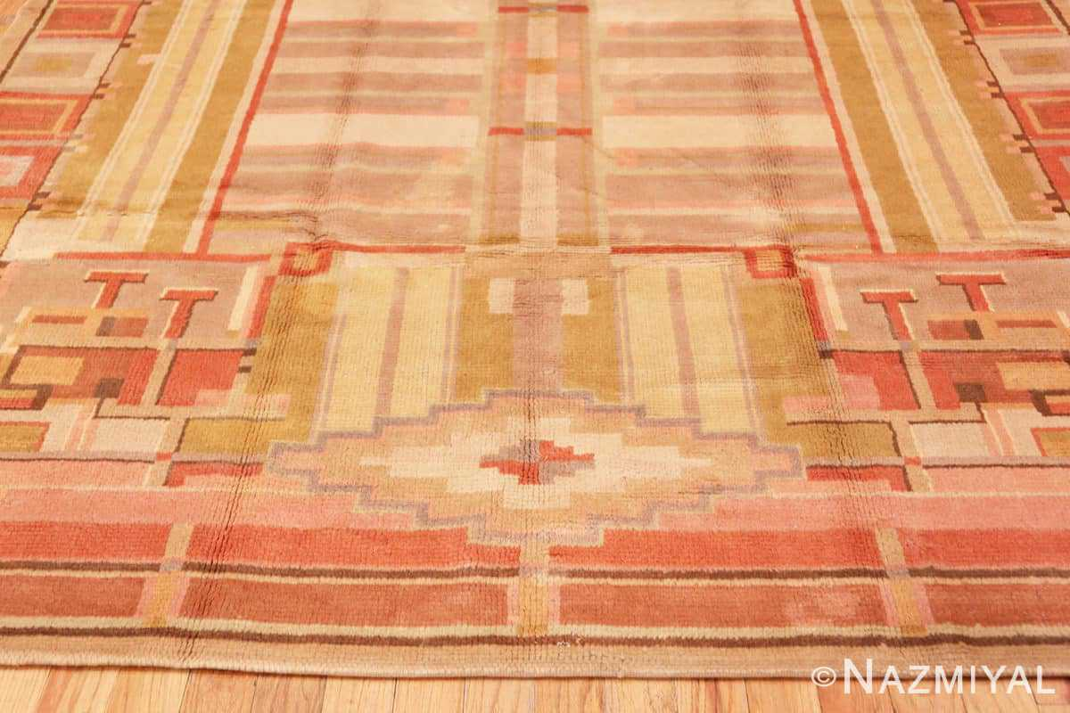 Border French Art Deco rug 48237 by Nazmiyal
