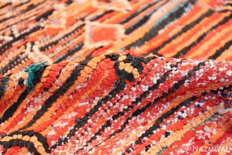 colorful Vintage Moroccan Rug 49859 Colorful Pile Nazmiyal