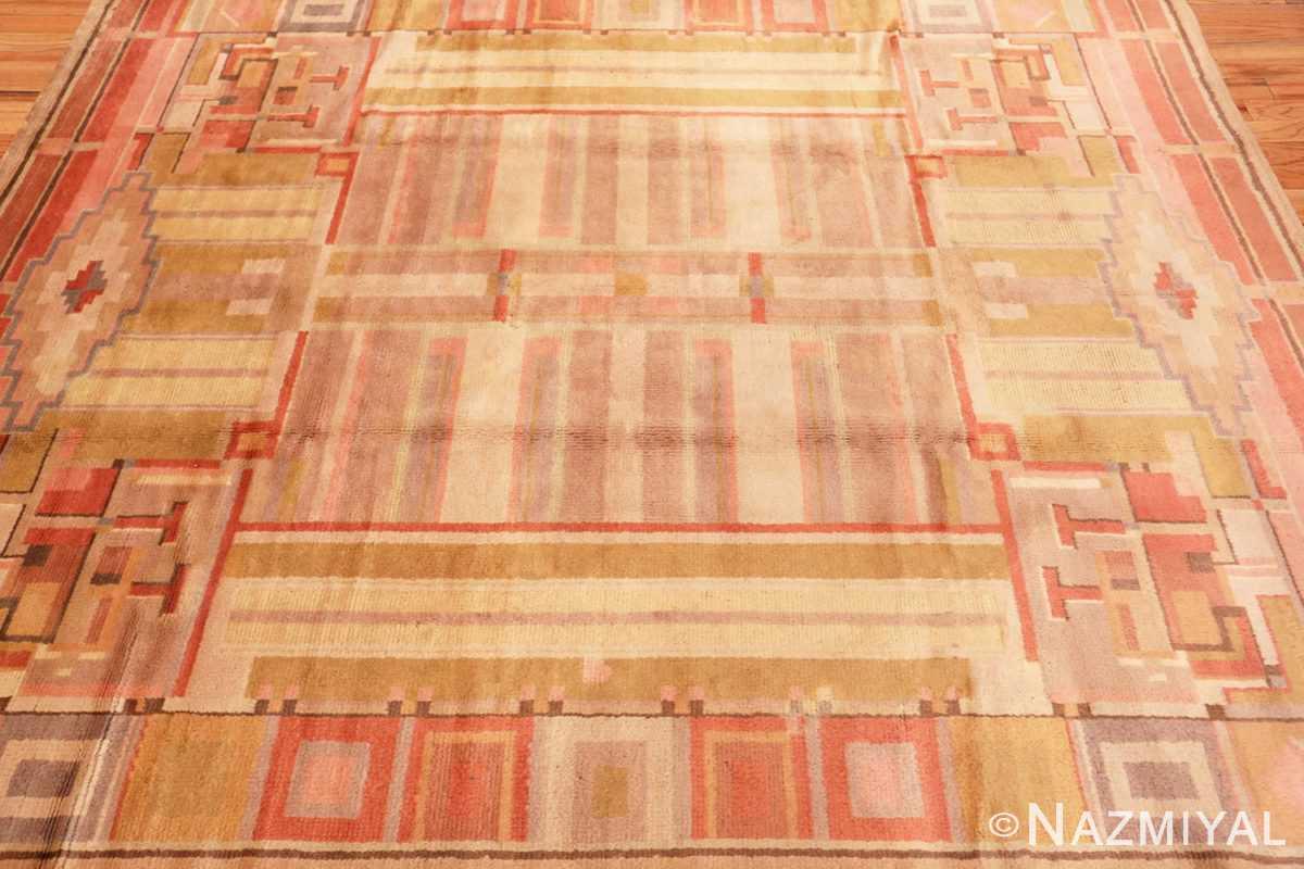 Field French Art Deco rug 48237 by Nazmiyal