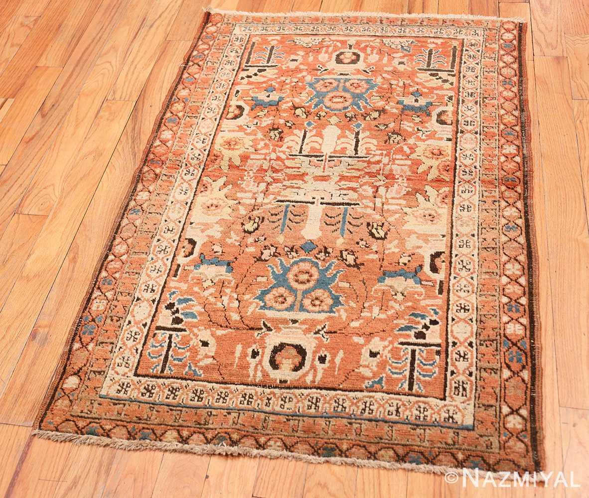 Vintage Persian Rugs: Antique Persian Bakshaish Rug 48243 By Nazmiyal Collection