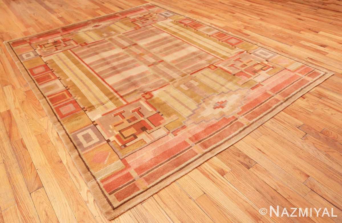 Full French Art Deco rug 48237 by Nazmiyal