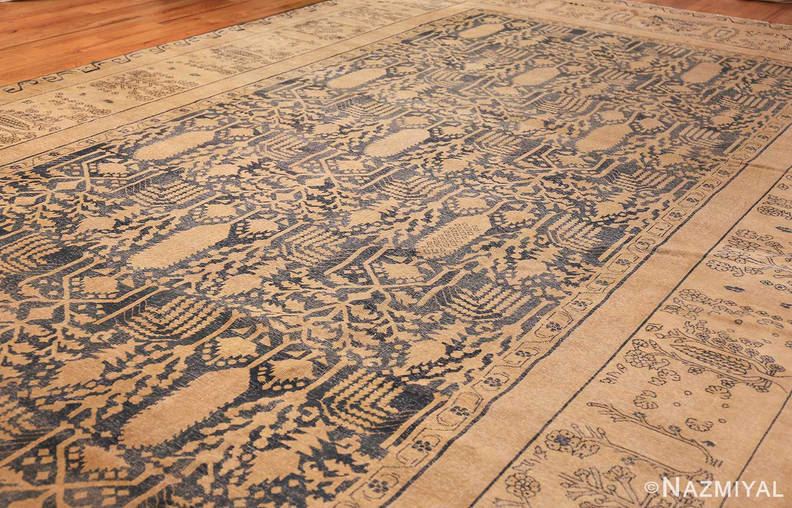 large antique indian carpet 48301 whole Nazmiyal