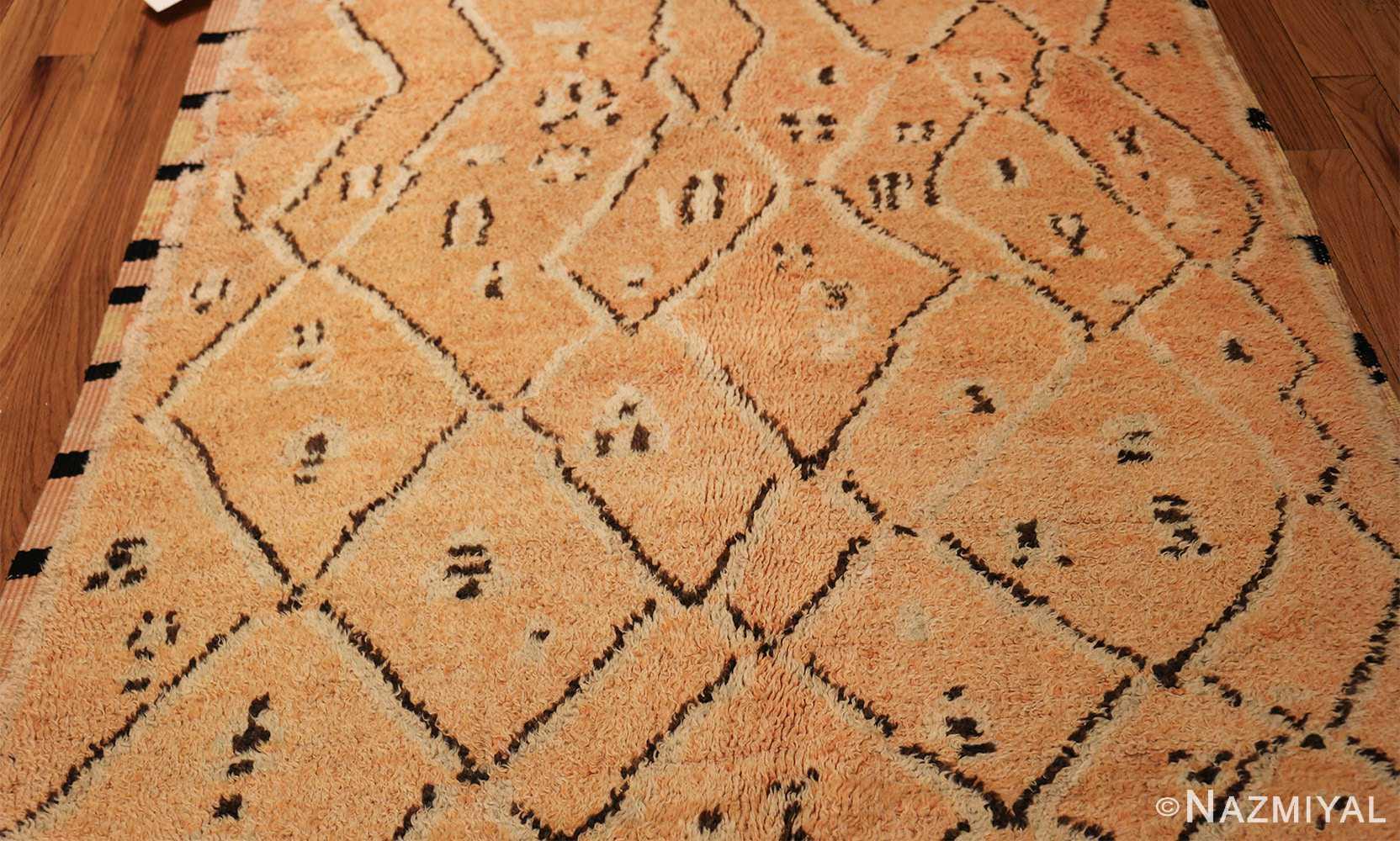 mid century vintage berber moroccan rug 48358 all Nazmiyal