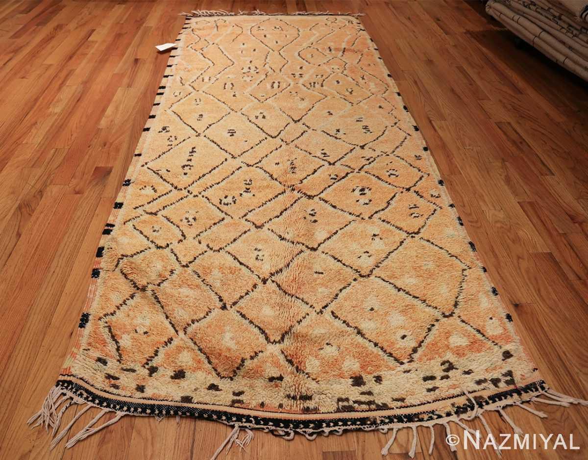 mid century vintage berber moroccan rug 48358 whole Nazmiyal