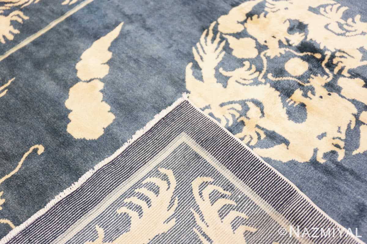 Weave Antique Chinese Dragon rug 48212 by Nazmiyal