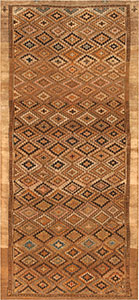 Antique Persian Bakshaish Rug 42433