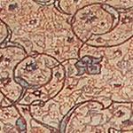 Antique Persian Haji Jalili Tabriz Rug 46806