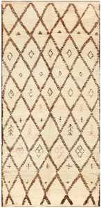 Vintage Moroccan Rug 48402 Detail/Large View