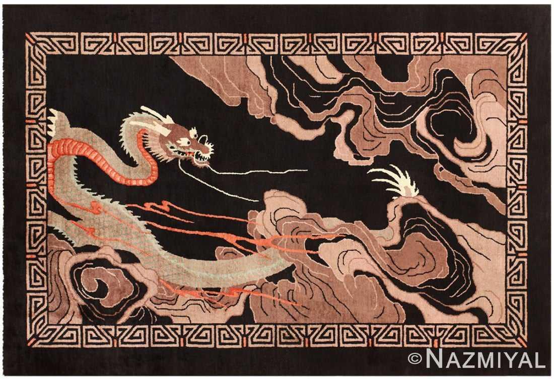 chinese dragon carpet 48403 by nazmiyal