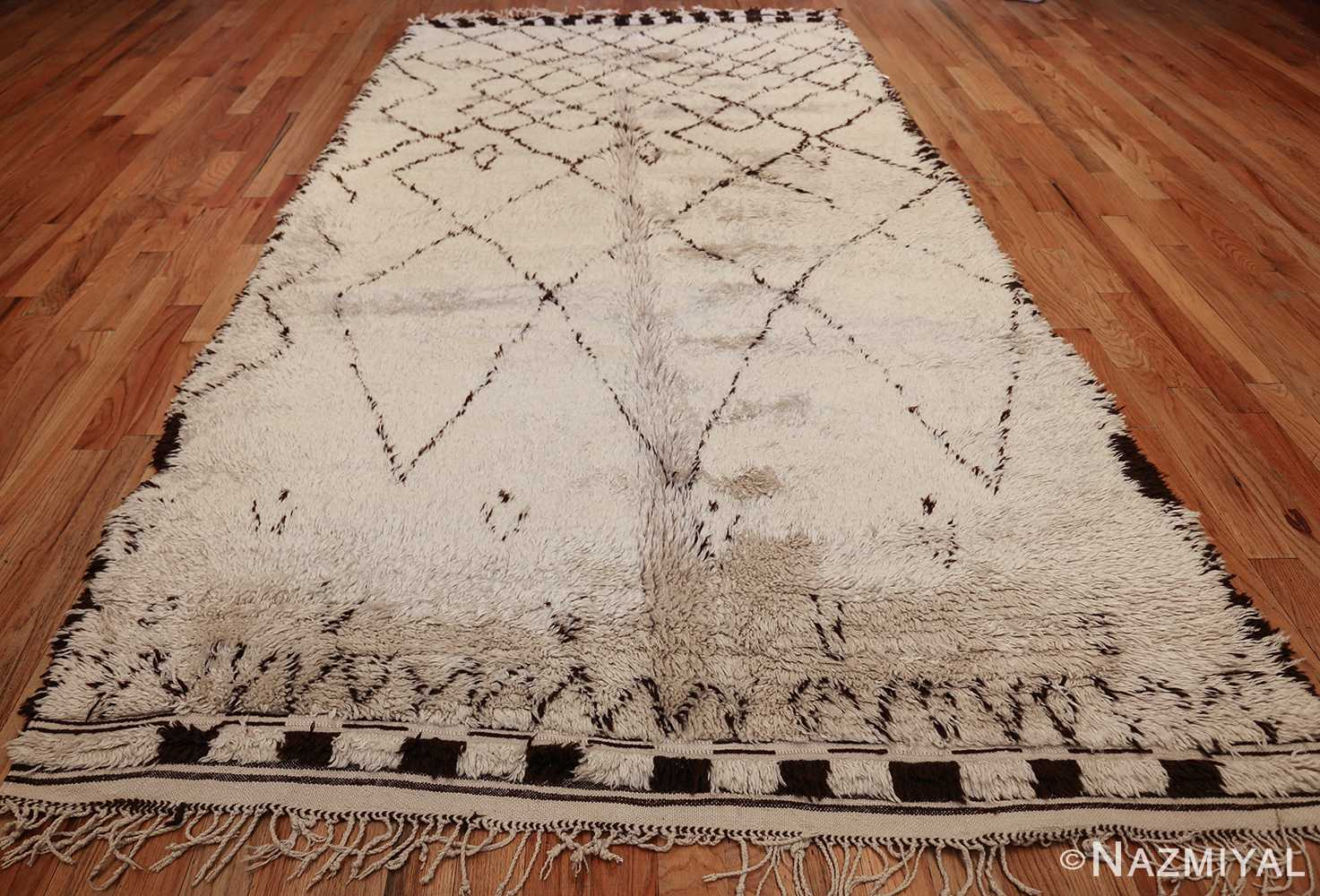 vintage moroccan rug 48390 whole Nazmiyal