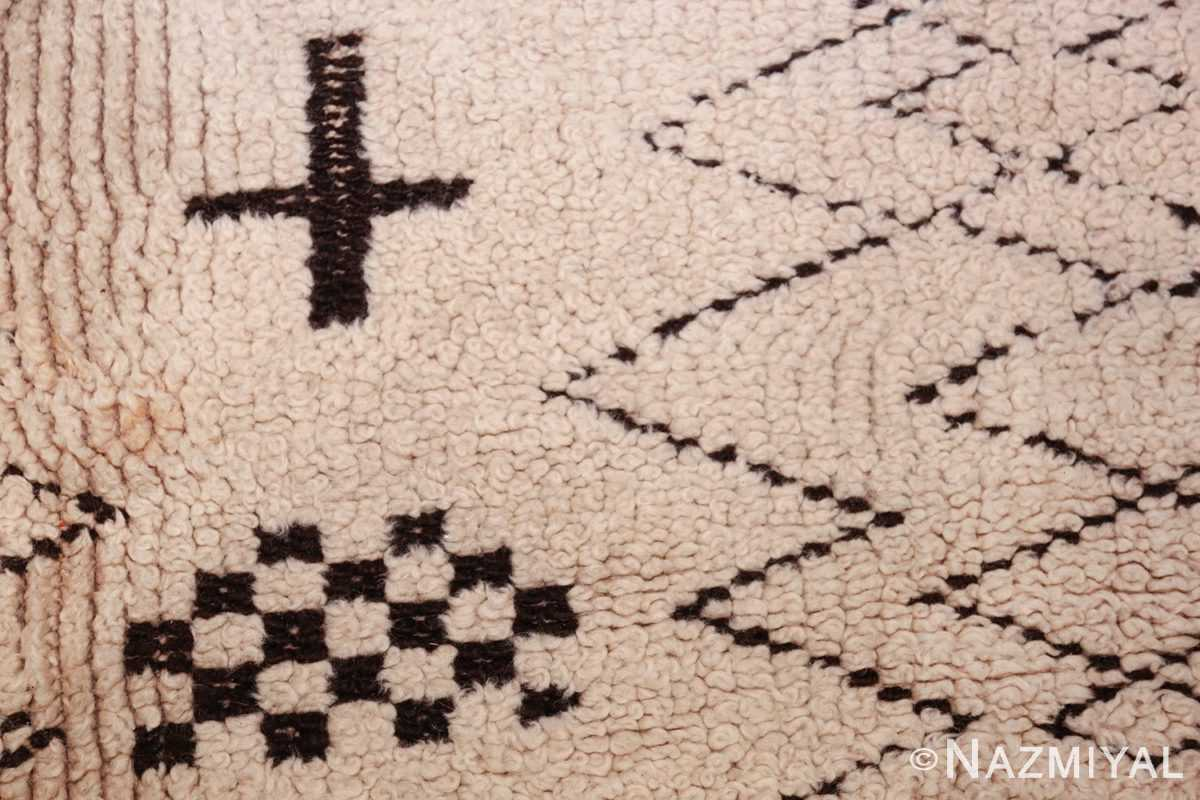 vintage moroccan rug 48401 design Nazmiyal