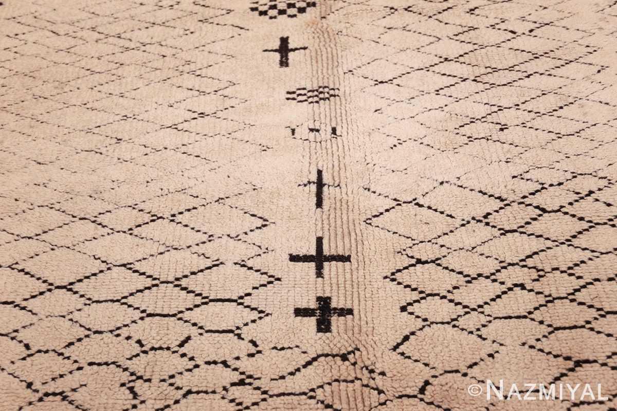 vintage moroccan rug 48401 field Nazmiyal