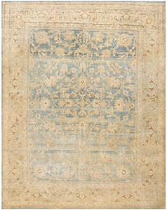 Antique Persian Kerman Rug 48147