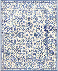 Vintage Cotton Indian Agra Rug 48324