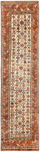 Antique Caucasian Kazak Runner 50048 Nazmiyal