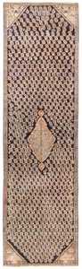 Antique Persian Malayer Runner 50153 Nazmiyal