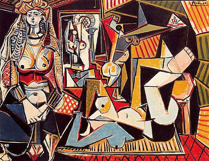 Most Expensive Painting Ever Sold is Picasso Women of Algiers by Nazmiyal