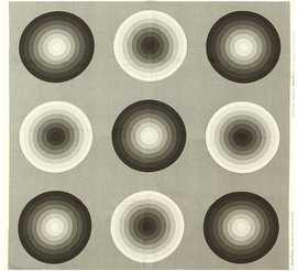 Vintage Verner Panton Textile 47809 Detail/Large View