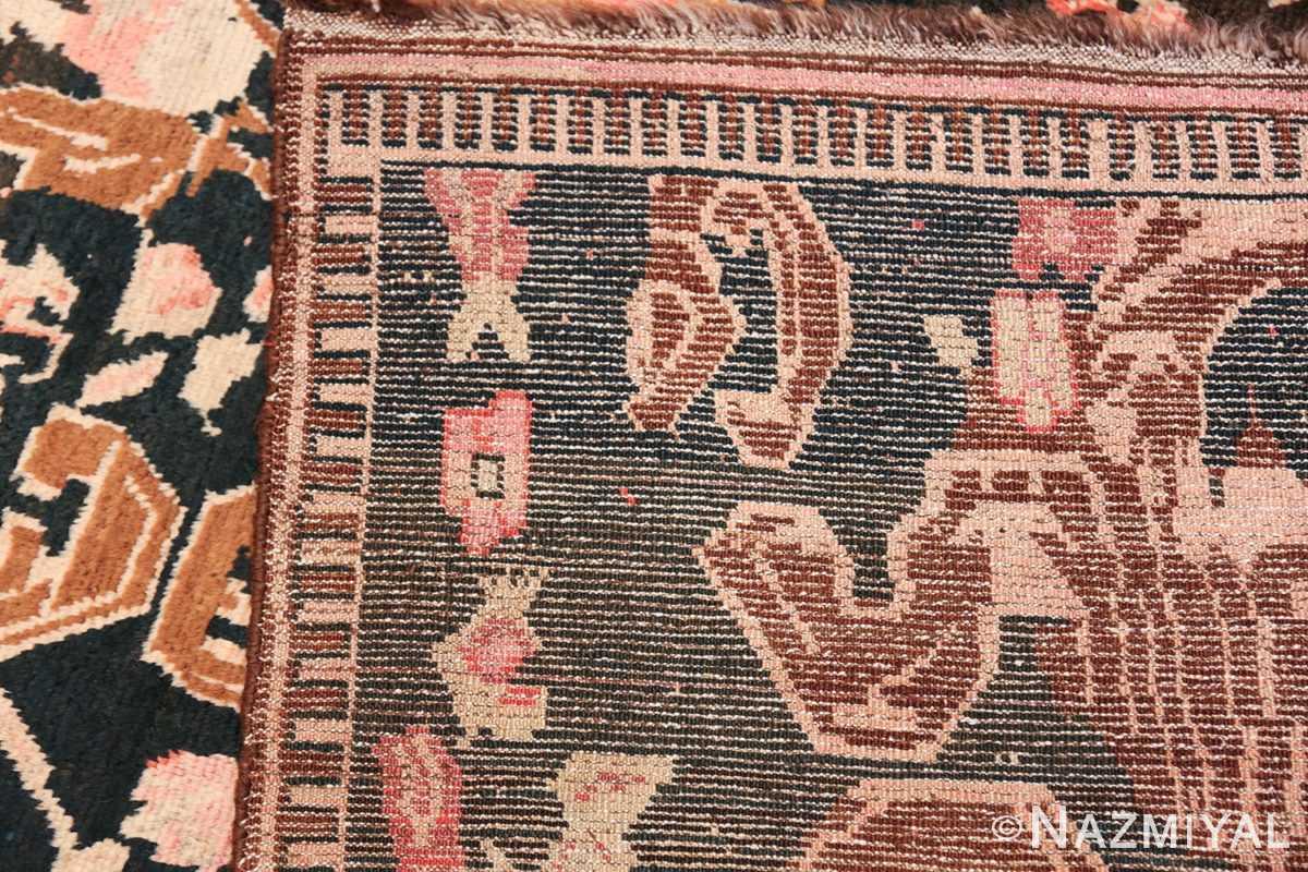 Antique Caucasian Karabagh Rug 50030 Woven Knots Nazmiyal