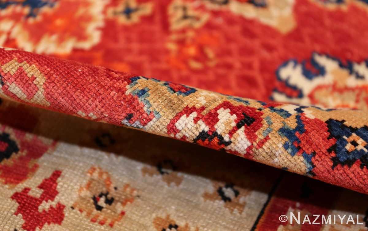antique caucasian karabagh rug 50046 pile Nazmiyal