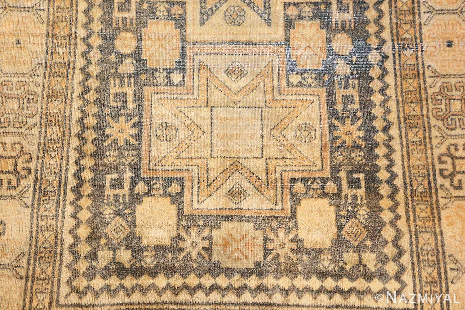 Antique Caucasian Rug With Tribal Motifs 48092 Down Nazmiyal