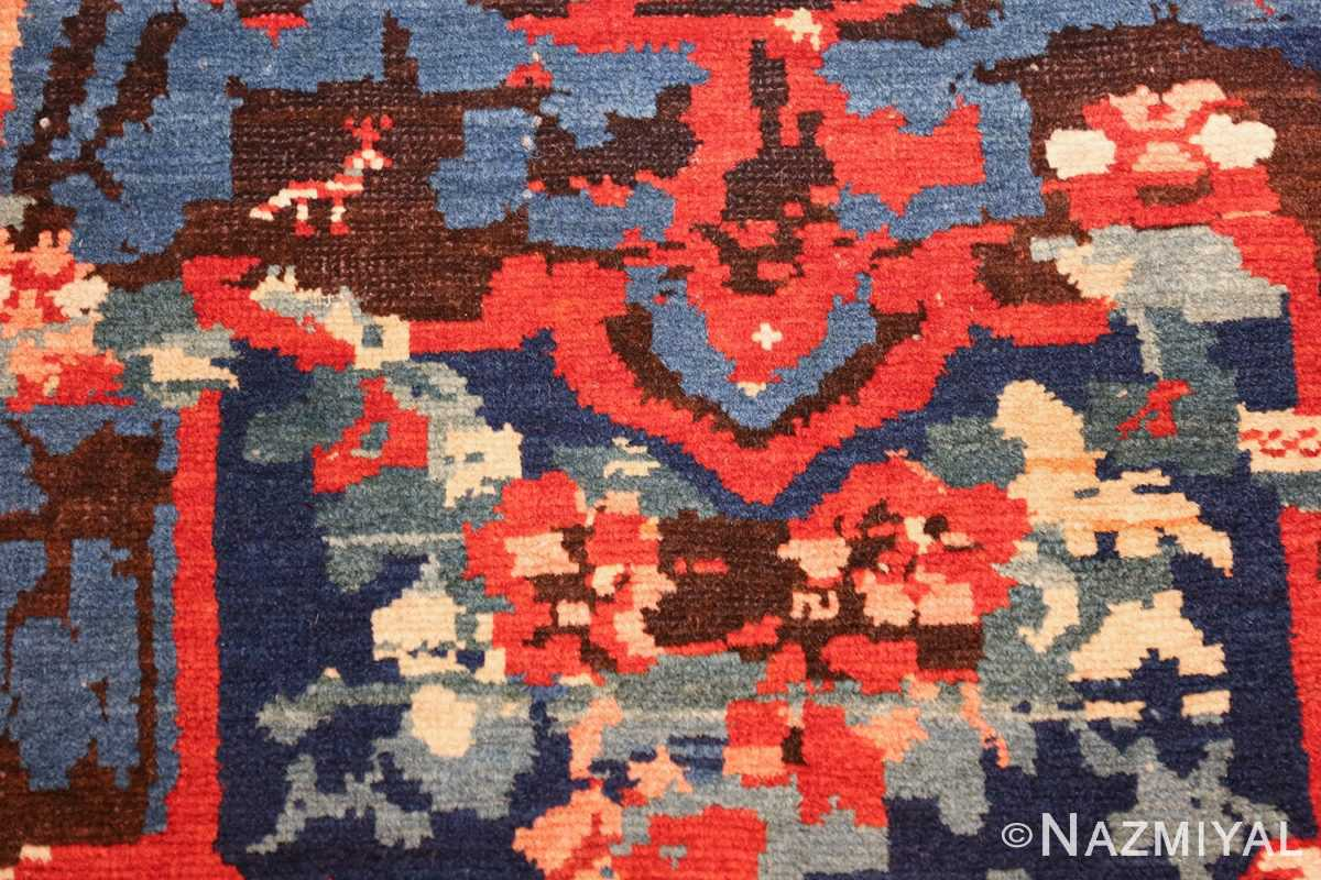 antique caucasian seychour rug 50040 color Nazmiyal