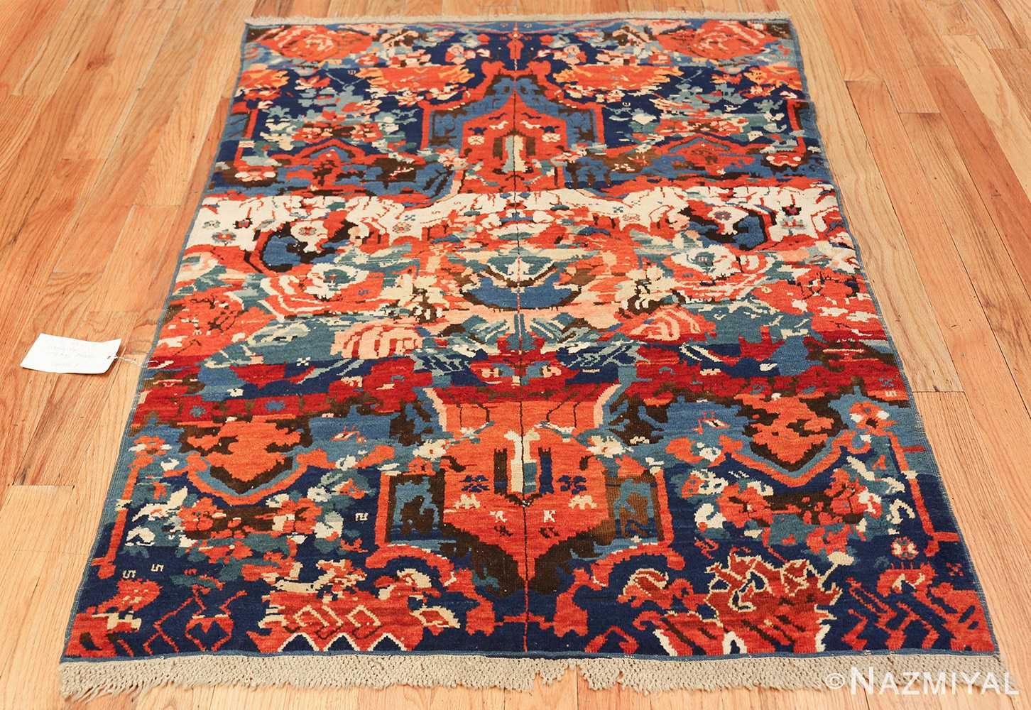 antique caucasian seychour rug 50040 whole Nazmiyal