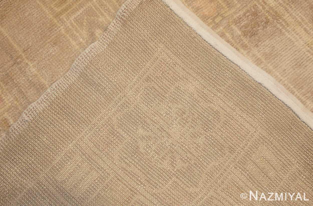 antique french deco rug 50089 weave Nazmiyal