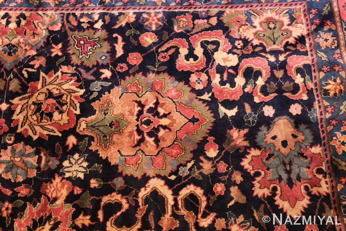 antique indian rug 50024 design Nazmiyal