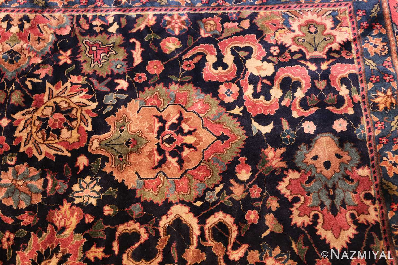 antique indian rug 50024 design Nazmiyal