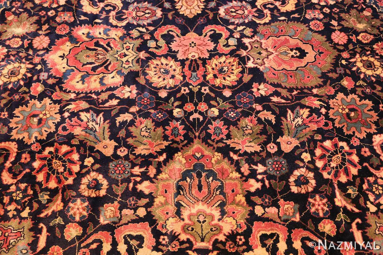 antique indian rug 50024 field Nazmiyal