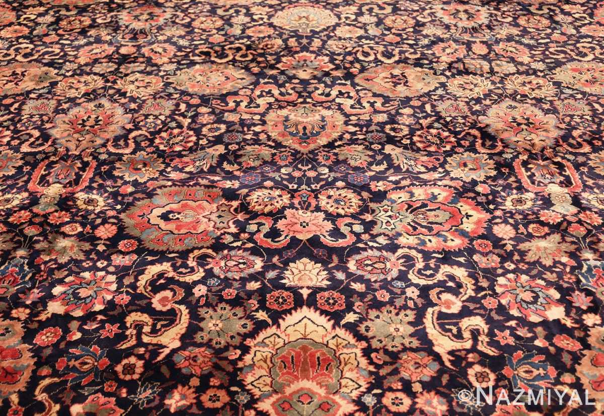 antique indian rug 50024 full Nazmiyal