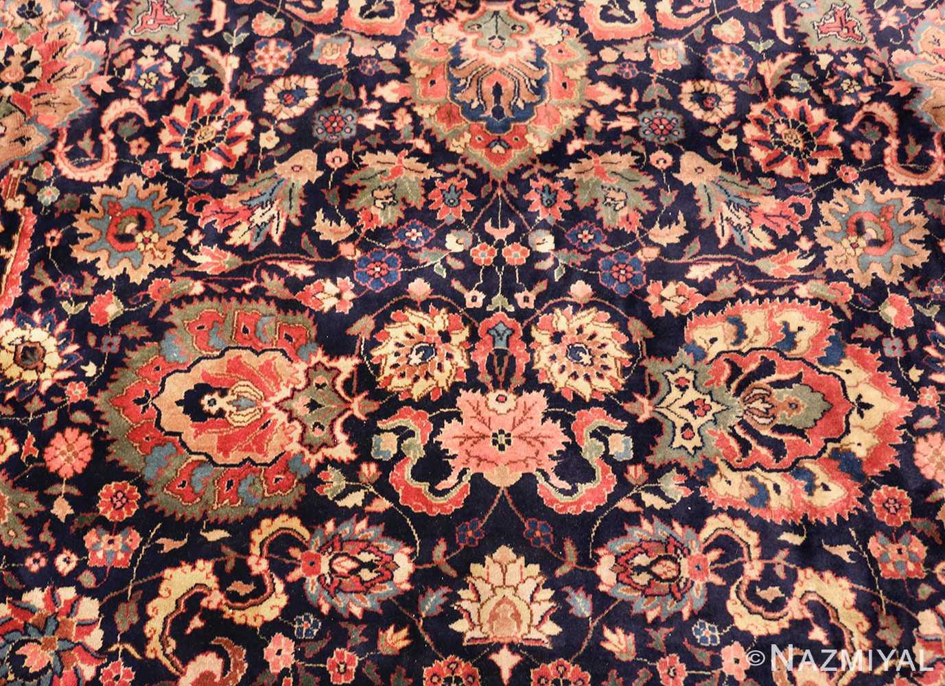 antique indian rug 50024 trio Nazmiyal