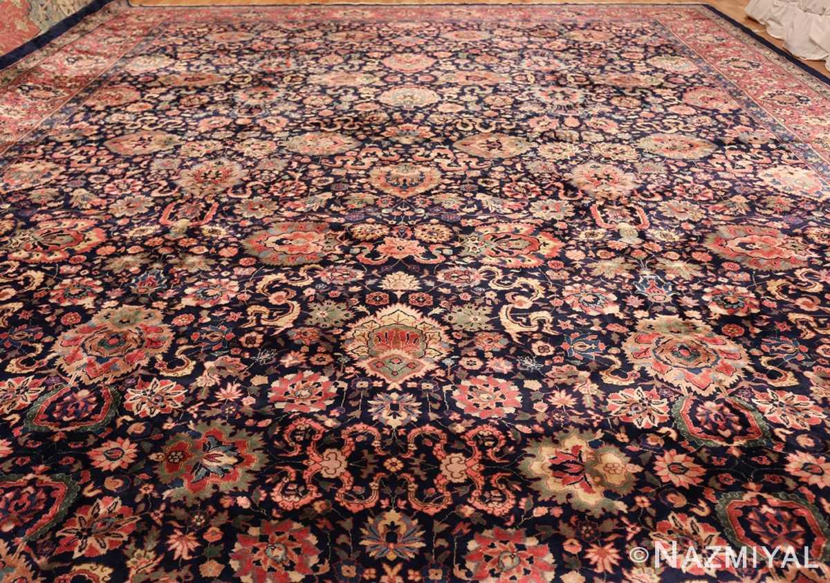 antique indian rug 50024 whole Nazmiyal