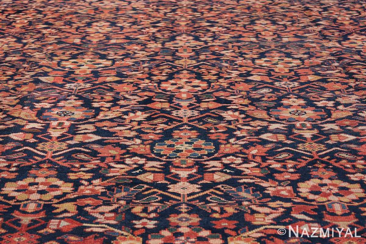 Antique Oversized Persian Sultanabad Rug 50145 Closer Look Nazmiyal