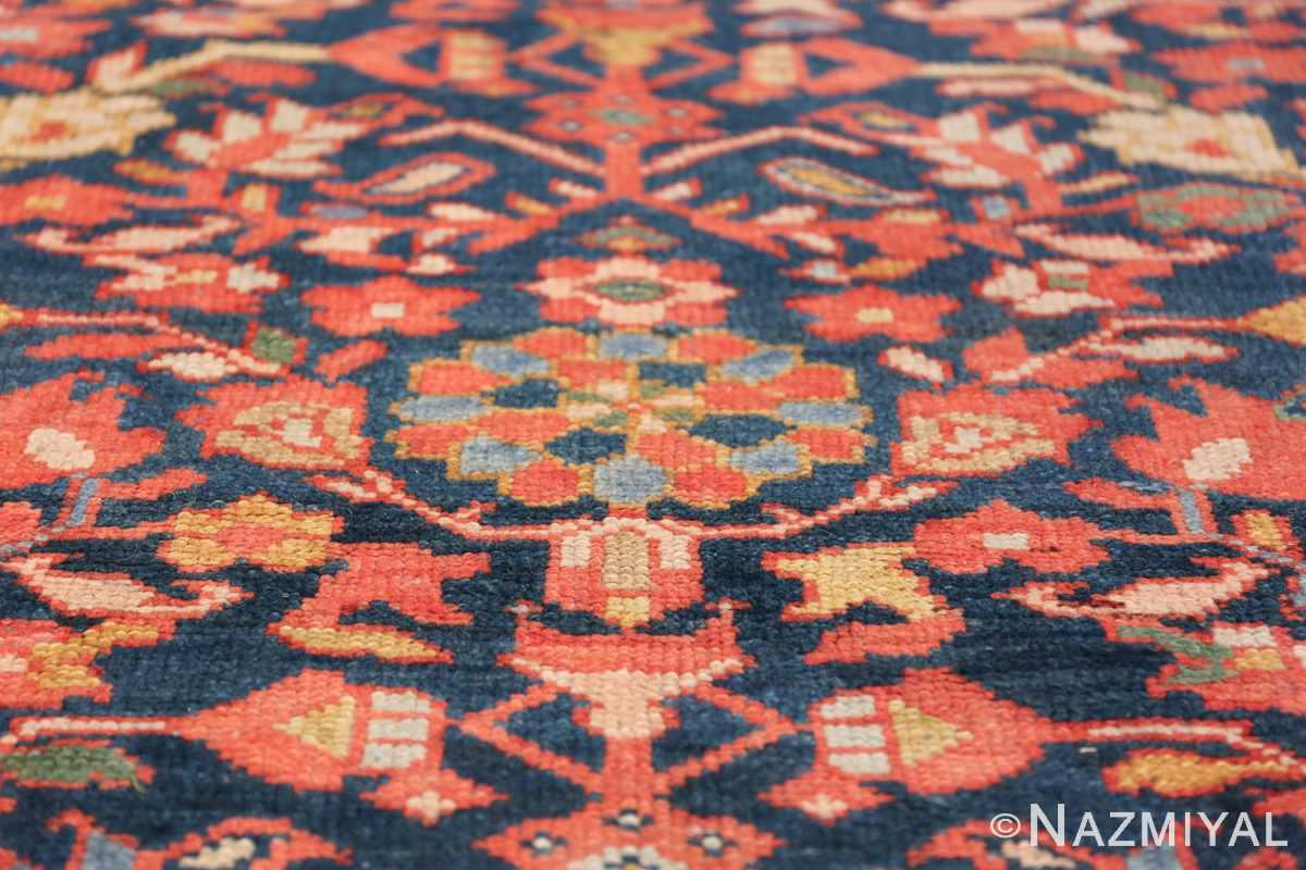 Antique Oversized Persian Sultanabad Rug 50145 Colorful Flower Nazmiyal
