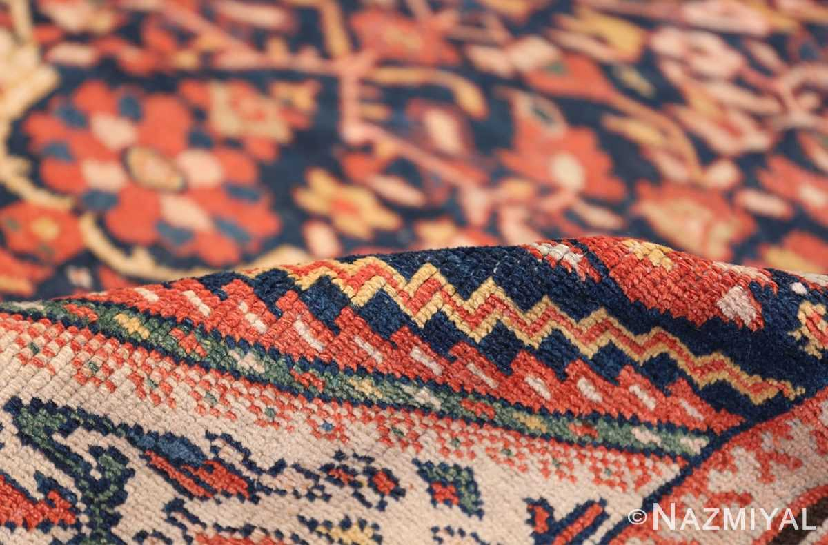Antique Oversized Persian Sultanabad Rug 50145 Geometric Pile Nazmiyal