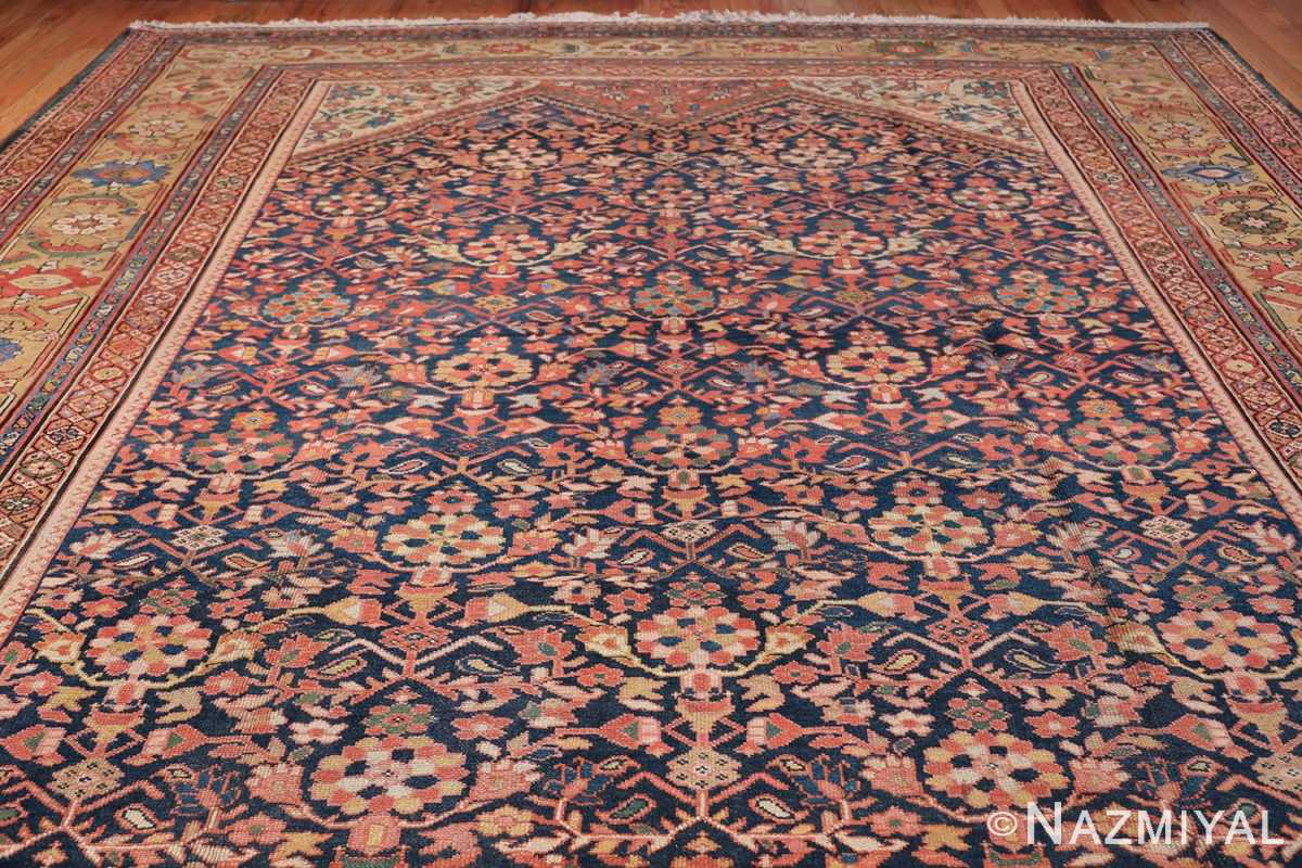 Antique Oversized Persian Sultanabad Rug 50145 Top Design Nazmiyal